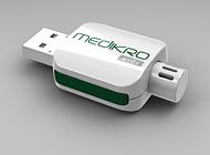 Medikro Ambi - Mobile Umgebungsbedingungsmesseinheit