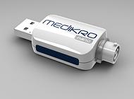Espirómetro Medikro Nano - Espirómetro móvil basado en PC