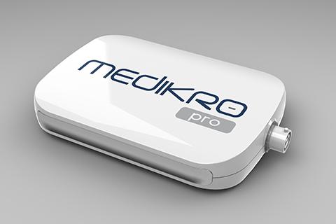 Medikro Pro spirometer - PC-basiertes Spirometer für das Labor